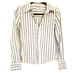 Guess women's button down top